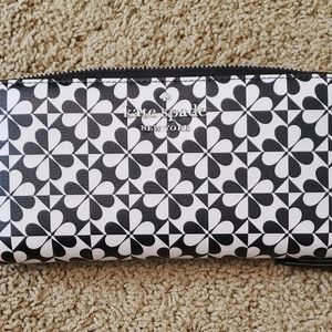 Kate Spade large continental wallet
